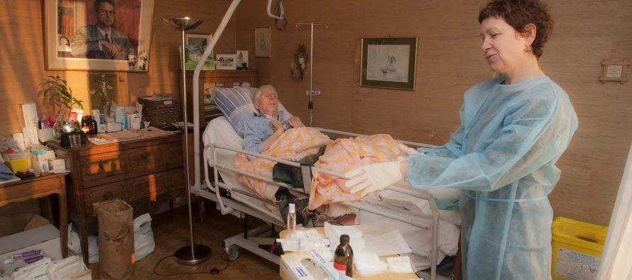 Mantes-Magnanville : ouverture d'un service d'hospitalisation à domicile de 35 places
