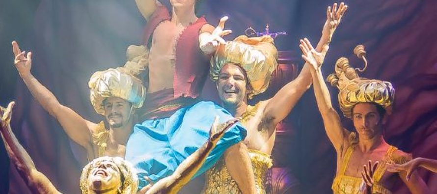 Mantes-la-Ville : la comédie «Aladin, faites un voeu» jouée le 26 février à Jacques Brel