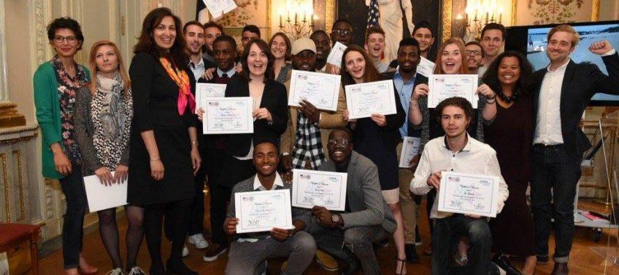 "Ambassade des  États-Unis : ""Yes Oui Can"" recrute sa promotion 2017"