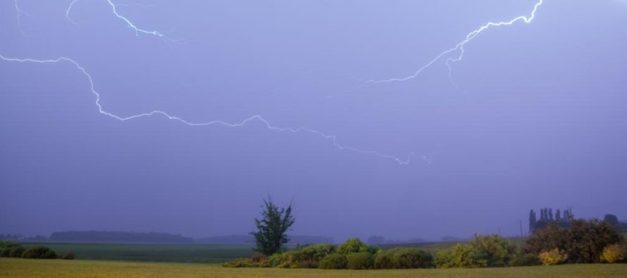 Météo : Les Yvelines placés en vigilance orange pour risque d'orages