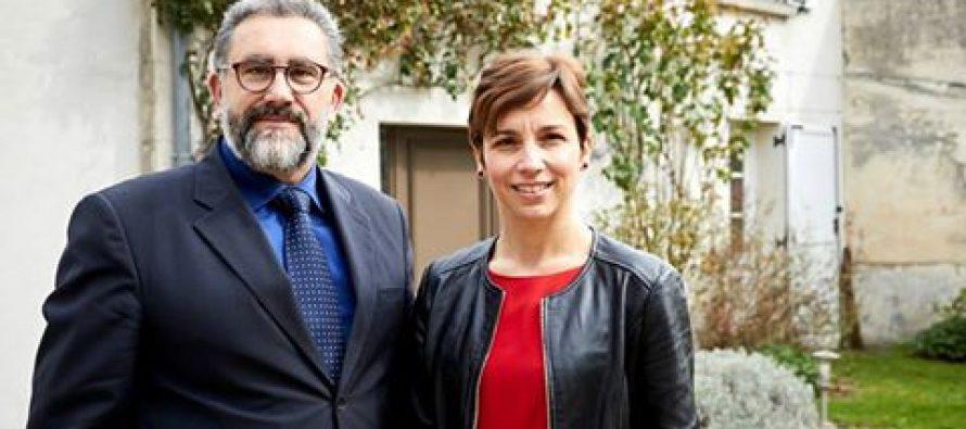Législatives 2017 : Stéphane Hazan (SE) officiellement candidat avec Nathalie Mendes