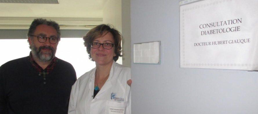 Diabète : les consultations externes sont désormais possibles à l'hôpital de Mantes