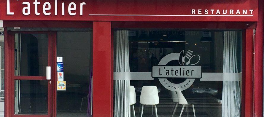 Mantes : réouverture de L'Atelier Restaurant avec un chef cuistot expérimenté et un nouveau propriétaire