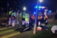 Mantes-la-Jolie : l'accident vers le bassin d'aviron fait un blessé grave
