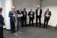 Mantes-la-Jolie-Limay : signature d'un protocole de renouvellement urbain