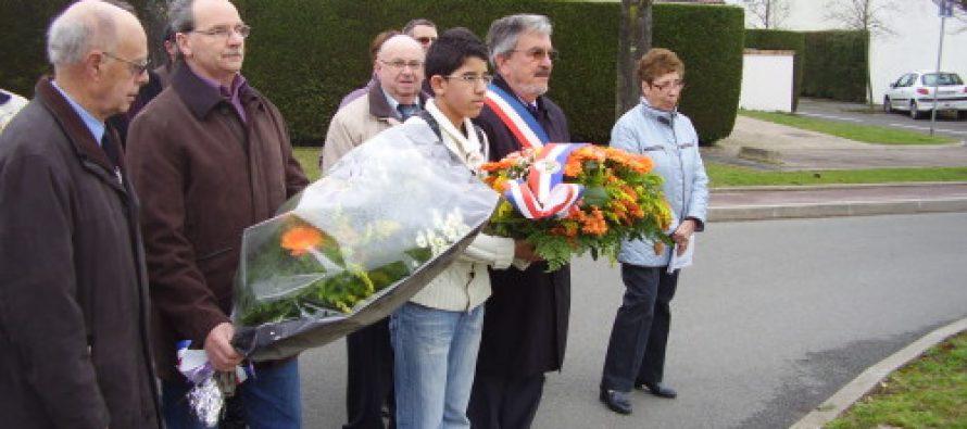 Magnanville : commémoration du cessez-le-feu en Algérie