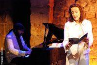 Magnanville : Aragon et Prévert en chansons à la bibliothèque