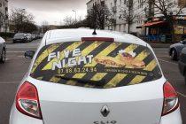Five Night Mantes : livraison nocturne de pâtes, burgers et sandwichs