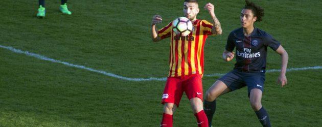 Foot – CFA – 24e J : Mantes perd le derby contre le PSG