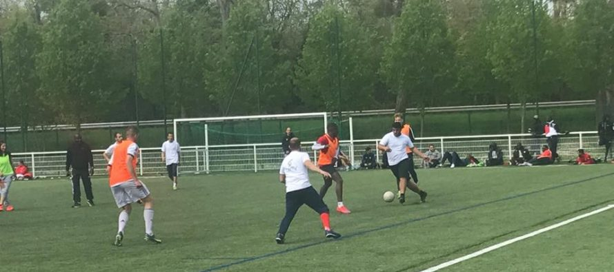 Le tournoi de foot de Mantes Espoir permet de récolter 600 euros