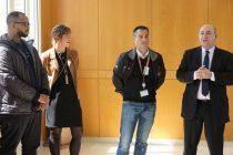 Buchelay : Leroy Merlin offre 8 300 € de matériels pour la rénovation d'une boulangerie