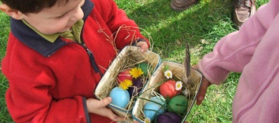 Pâques 2019 : chasse aux oeufs à Rosny-sur-Seine et Limay