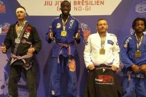 Jiu-Jitsu Brésilien GI : Félicien Matoko sacré champion de France 2017