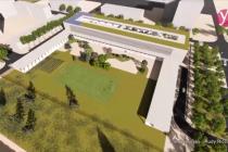 Mantes-la-Jolie : découvrez en vidéo, le collège qui ouvrira en 2019 au Val Fourré