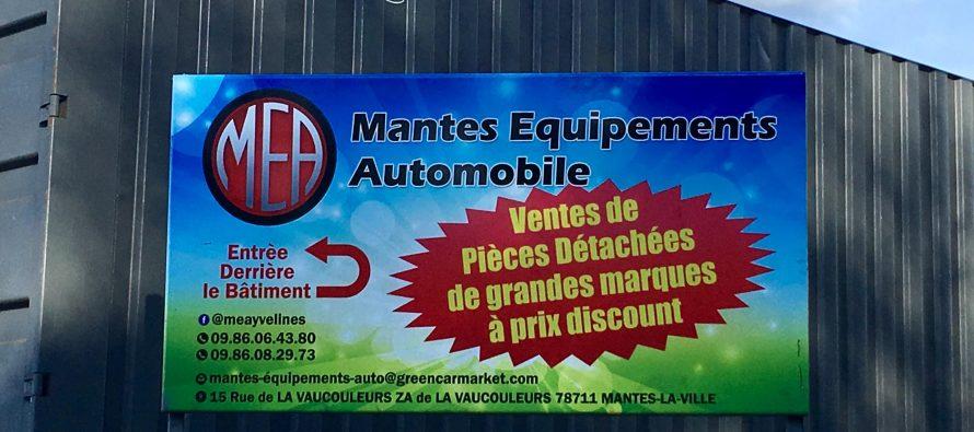 Mantes Équipements Automobiles : le numéro 1 de la pièce auto