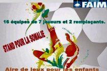 Mantes Espoir recherche des équipes pour son tournoi de foot solidaire du 16 avril