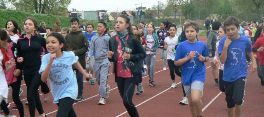 Solidarité : des étudiants de l'IUT de Mantes organisent une course contre la faim