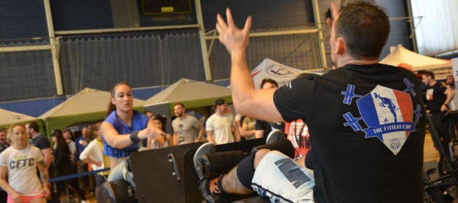 Policiers tués à Magnanville : 12 000 € récoltés pour leurs enfants dans une compétition de CrossFit