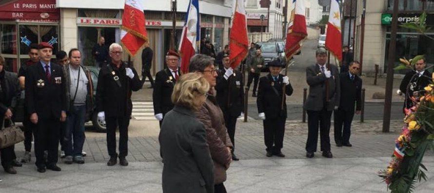 Histoire : Mantes-la-Jolie commémore le 8 mai 1945