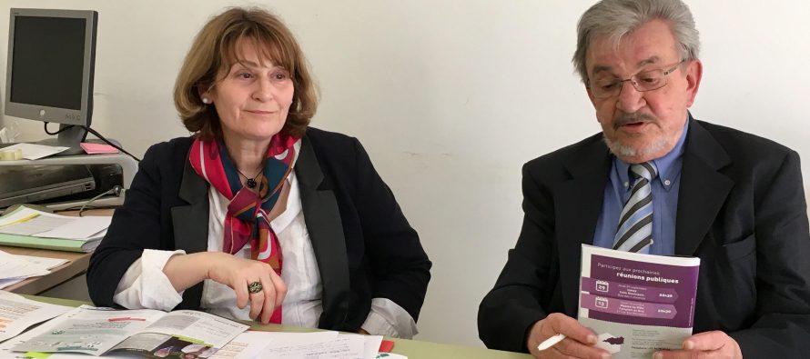 Législatives à Mantes : députée PS sortante, Descamps-Crosnier lance sa campagne