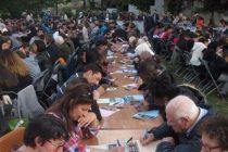 Mantes-la-Jolie : plus de 300 personnes ont participé à la dictée géante