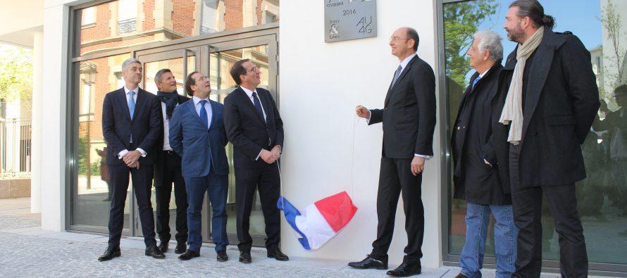 Mantes-la-Jolie : le programme résidentiel «Cours des Dames» inauguré