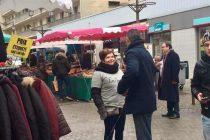 Législatives à Mantes : des militants d'En Marche! en colère après l'investiture de Khadija Moudnib