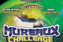 Les Mureaux Challenge : compétition de jiu-jitsu brésilien et judo les 20 et 21 mai