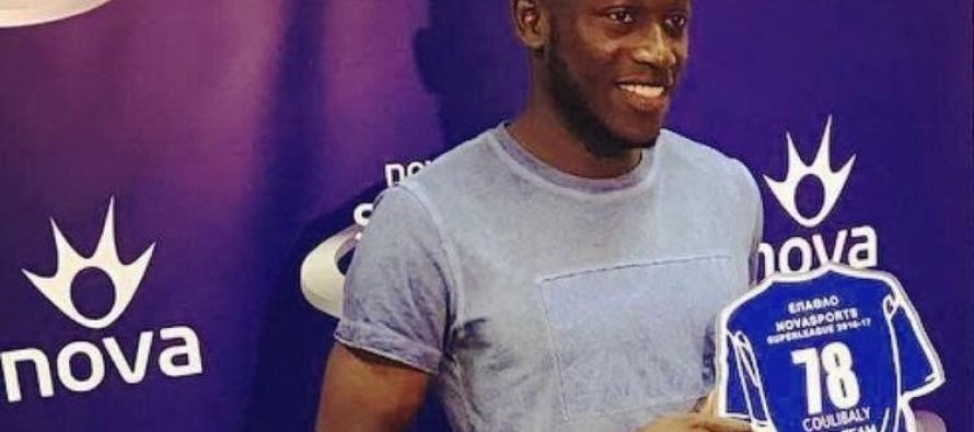 Foot – Grèce : Ousmane Coulibaly dans l'équipe-type de la saison 2016/2017