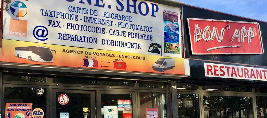 Phone Shop Flash Mantes : réparations de téléphones et Dirham Express