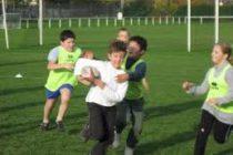 Mantes-la-Jolie : tournoi de rugby scolaire pour les CM1 et CM2