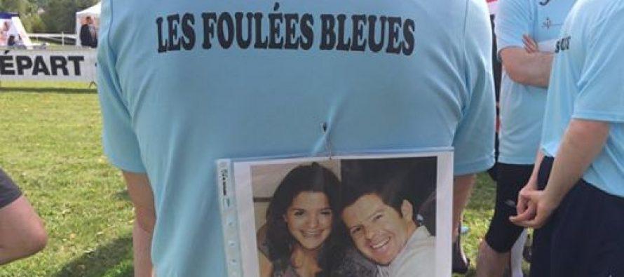Magnanville : 600 personnes courent pour Jean-Baptiste Salvaing et Jessica Schneider