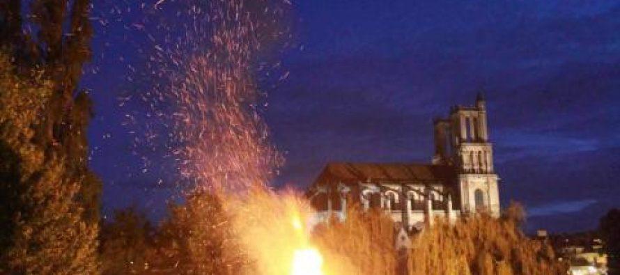 Mantes-la-Jolie : feu de la Saint-Jean samedi 24 juin