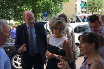 Législatives : Pécresse à Rosny-sur-Seine pour soutenir Vialay avant le second tour