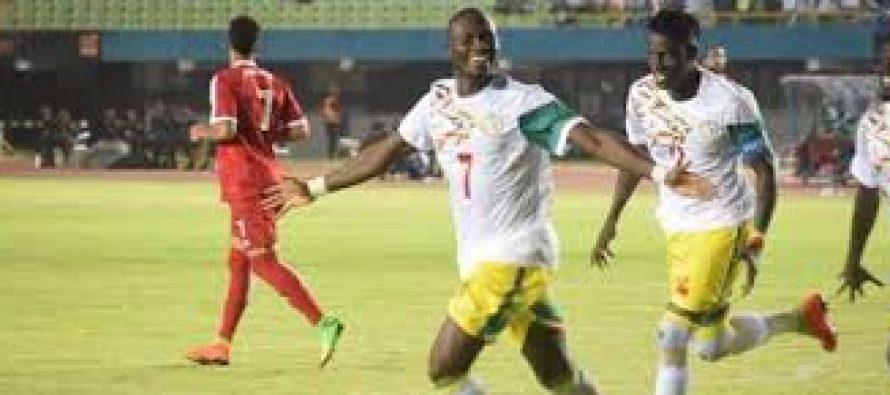 Éliminatoires CAN 2019 : doublé de Moussa Sow contre la Guinée équatoriale