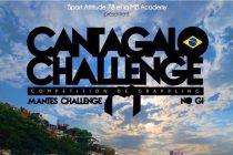Cantagalo Challenge : compétition de grappling en plein air à Mantes-la-Jolie le 15 juillet