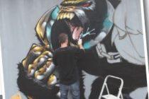 Mantes-la-Ville : 6ème festival Graffitizm au Graff Park