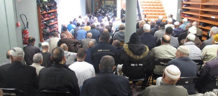 Mantes-la-Jolie : 3000 personnes à la prière mortuaire donnée pour Ali Berka