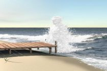 Street art 3D : un océan à Mantes-la-Jolie samedi 10 juin