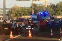 Accident à Limay : 1 mort et 2 blessés graves