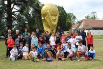 Fondation PSG : 30 jeunes de Magnanville en stage à Clairefontaine
