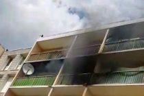 Mantes-la-Jolie : incendie dans un appartement vide au Val Fourré