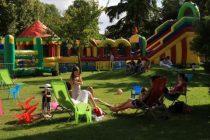Mantes-la-Jolie : Île des vacances au square Brieussel du 17 juillet au 27 août