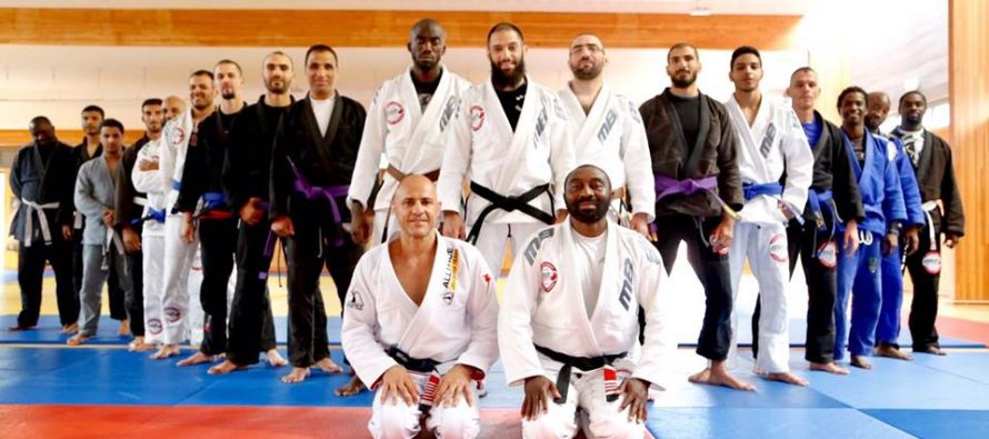 Mantes-la-Jolie a enfin sa première ceinture noire de Jiu Jitsu Brésilien