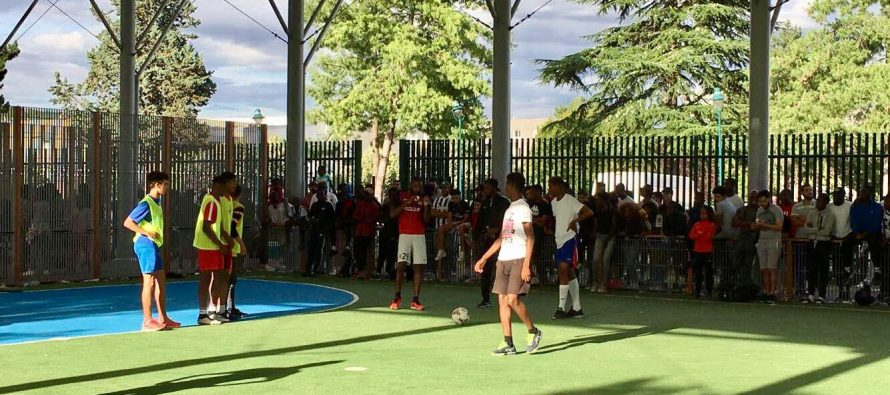 Avalanche Mantes : tournoi de foot pour les 9-12 ans le 13 août