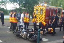 Accident scooters au bassin d'aviron : 4 blessés dont un grave