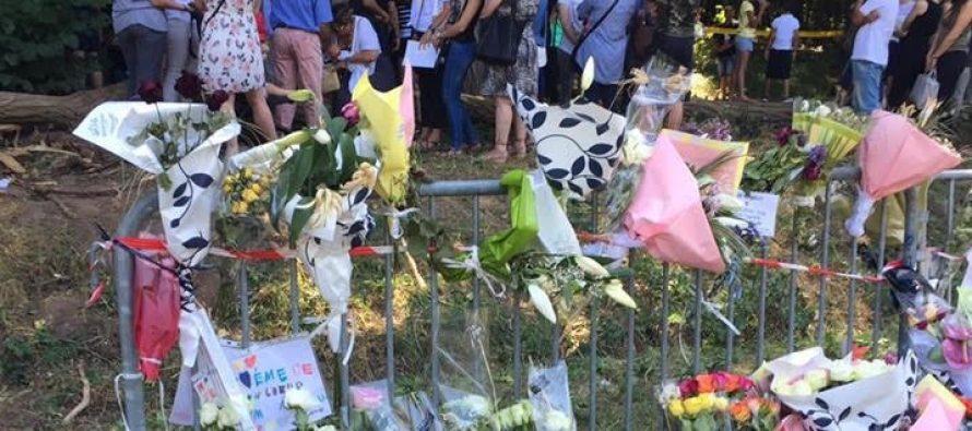 Mantes-la-Jolie : plus de 500 personnes rendent hommage à Nathalie
