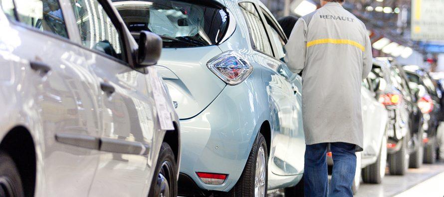 Emploi – Renault Flins : 350 nouveaux CDI en 2018