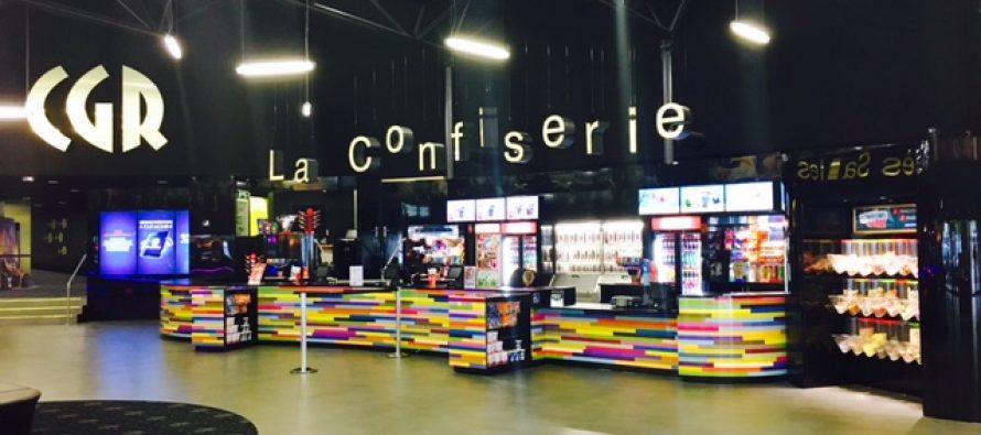 Emploi : le cinéma CGR de Mantes-la-Jolie recrute des agents d'accueil