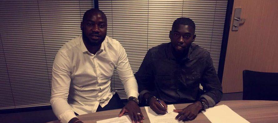 Foot – Transferts : Fandjo Kasembe-Latir signe à Caen